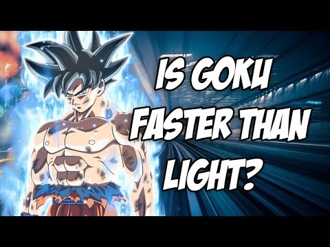 Why Goku Is Faster Than You Think (Dragon Ball Super)