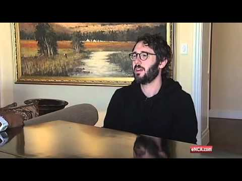 Josh Groban is back in SA