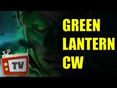 Green Lantern on CW?! Easter Eggs!