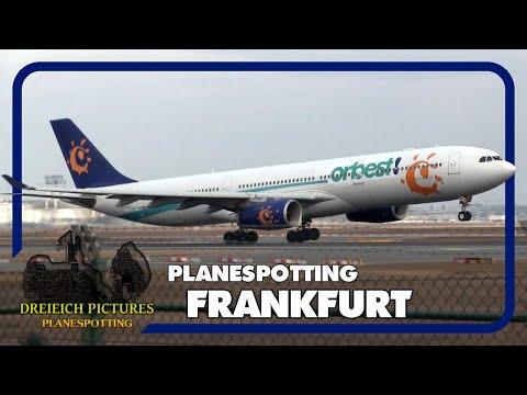 Planespotting Frankfurt Airport | Februar 2017 | Teil 1