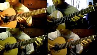 Philippine Medley (complete rendition) - Jose Valdez - Classical Guitar
