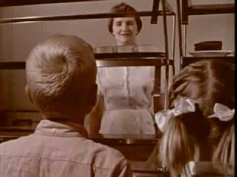 Mr Bungle 1950's propaganda School film