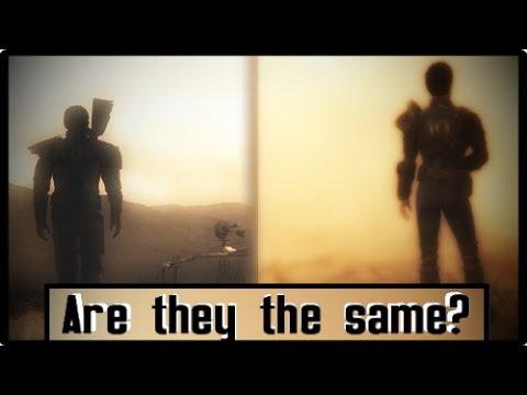Is Deacon The Lone Wanderer? (In my Opinion #1)
