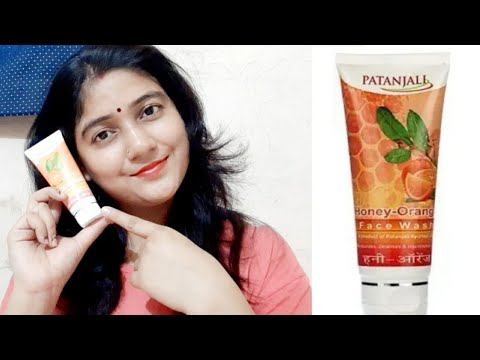 patanjali-honey-orange-face-wash-honest-review/-best-for-acne-prone,sensitive-skin/sonam's-lifestyle