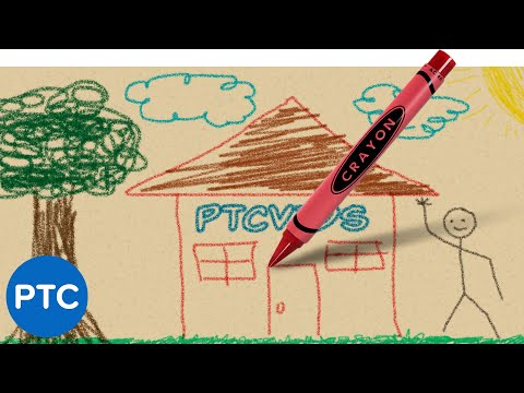 How To Make a Crayon Brush Effect In Photoshop - Modify and Create Custom Brushes