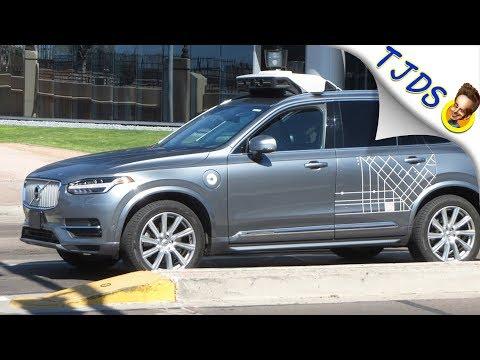 Self Driving Uber Car Kills Pedestrian