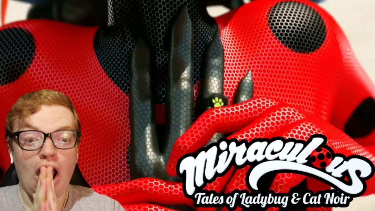 Download Miraculous Tales of Ladybug and Cat Noir Season 3 Episode 24 Ladybug Reaction