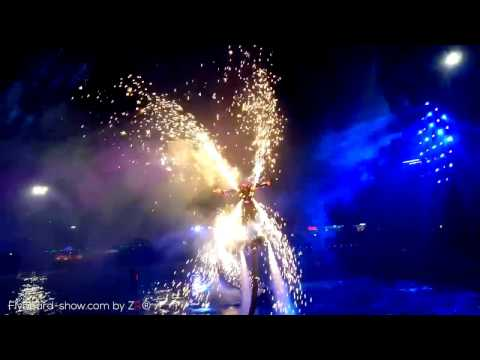 Флайборд шоу в Москве FLYBOARD SHOW Official By ZR® 2016  Show Demo