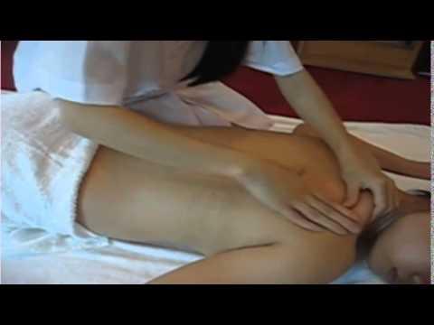[ BACK MASSAGE4 ] Massage lưng