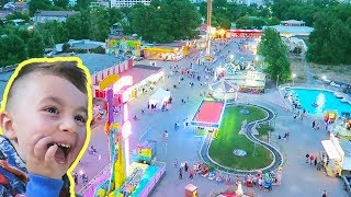Luna Parc Constanta | Parc de Distractii Pentru Copii