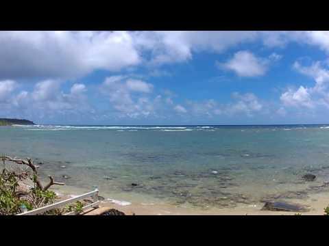 30 minutes of tranquility at Aliomanu Bay on Kauai
