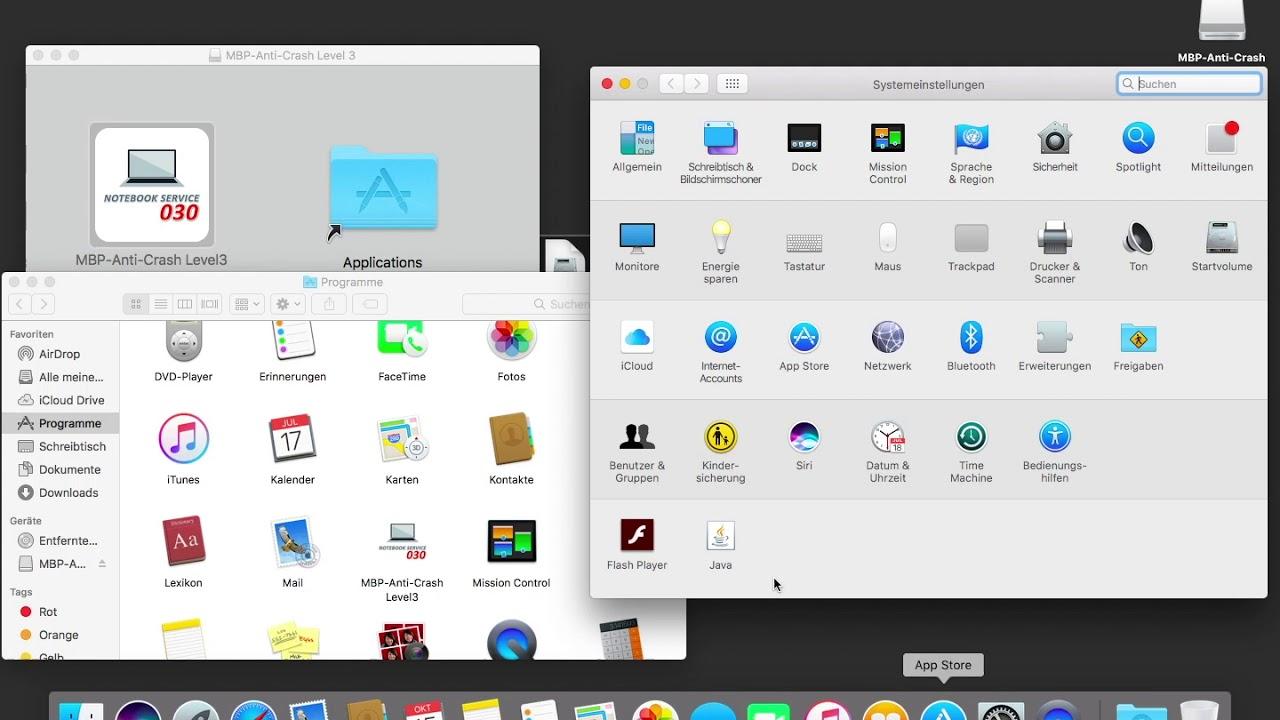MacBook Pro Absturz Problem - Lösung für Retina Modelle - 2013 - 2014 - 2015