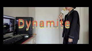 50%부족한 BTS DYNAMITE COVER (ft.…
