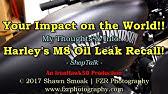 Milwaukee-Eight engine oil sump issue - Harley Davidson