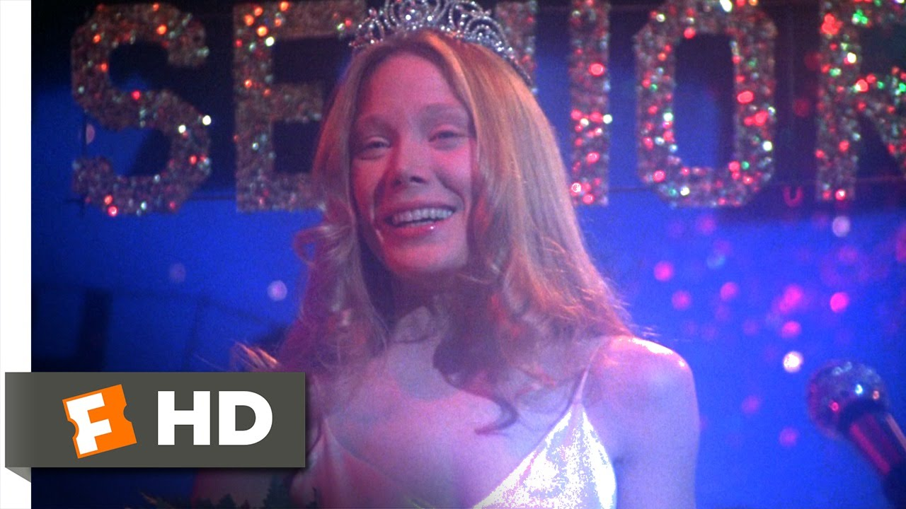 Carrie (7/12) Movie CLIP - Prom Queen (1976) HD - YouTube