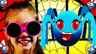 Itsy Bitsy Spider song - animation movies Nursery Rhymes collection for Children and kindergarten