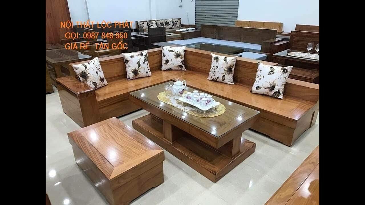 bàn ghế phòng khách giá rẻ – Bàn ghế phòng khách giá dưới 10 triệu