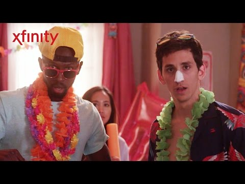Epic Firsts in Your College Apartment // Presented by BuzzFeed & XFINITY