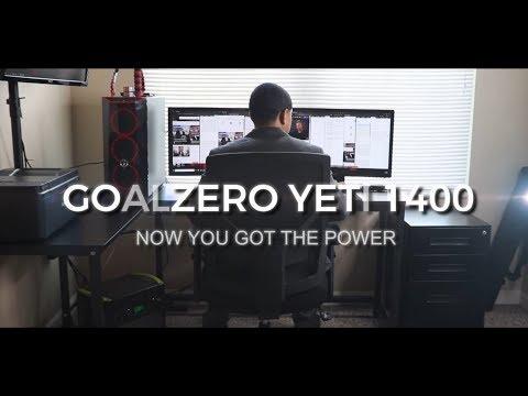 GOALZERO YETI 1400 LITHIUM REVIEW