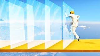 HOW MUCH GLASS CAN A HUMAN BREAK? (GTA 5 Minigames)