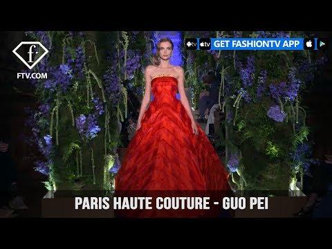 Paris Couture Fall/Winter 2017-18 - Guo Pei | FashionTV