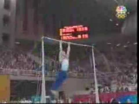 Paul Hamm 2004 Olympic Horizontal Bar Routine