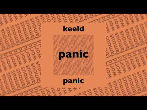 Keeld - Panic [WFH008]