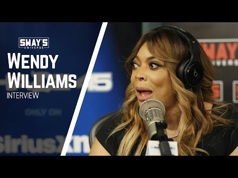 Wendy Williams Talks Divorce, Comedy Tour, Biopic and Rumors About Talk Show | SWAYS UNIVERSE