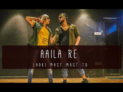 Aaila Re | Tejas Dhoke Choreography | Team Dancefit