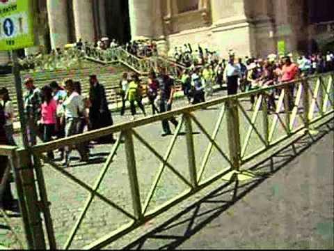 Viagem a Roma Rome maio may 2010