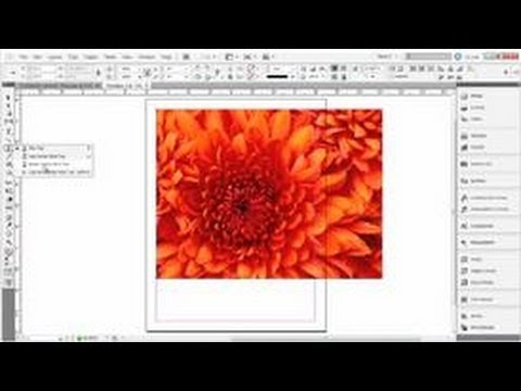 Adobe InDesign Tips : How to Crop an Image on a Diagonal in InDesign