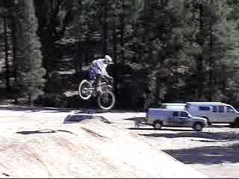 Brian Lopes training
