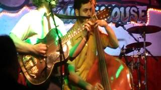Pokey LaFarge and the South City Three, Drinkin