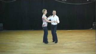 Hustle 101-07 - Open Throw Out w Erik & Anna Novoa