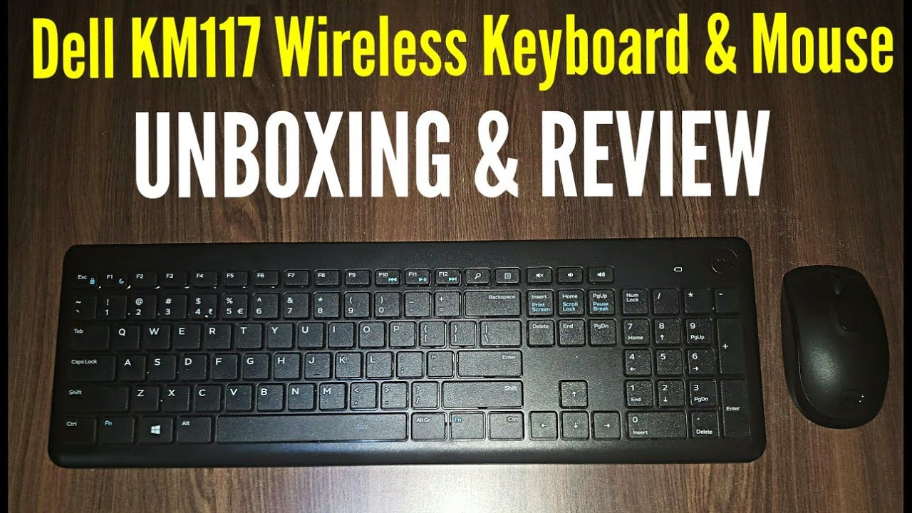 best and budget dell wireless keyboard and mouse with 1 year warranty youtube. Black Bedroom Furniture Sets. Home Design Ideas