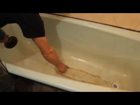 0 - Як оновити ванну чавунну?