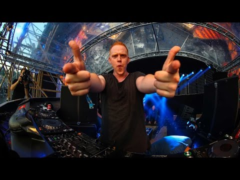 Defqon.1 Weekend Festival 2016   B-Front