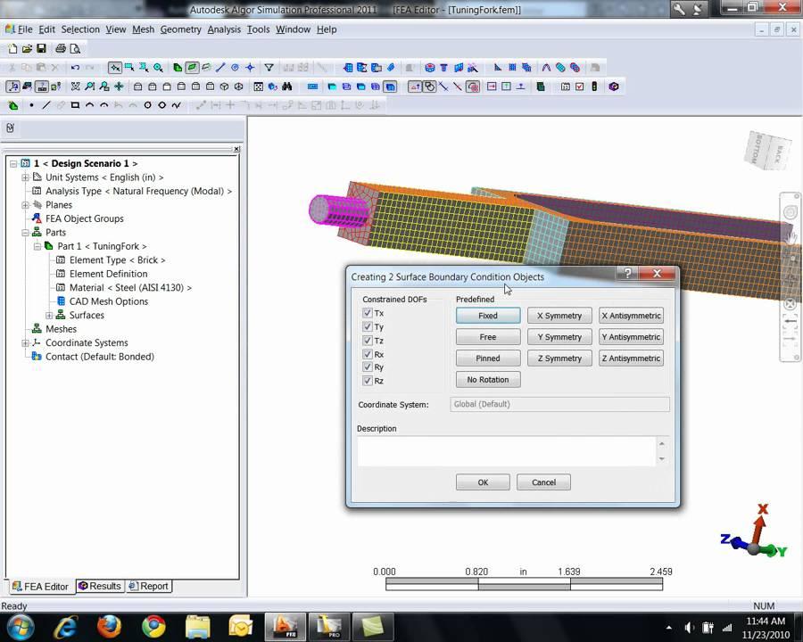 Autodesk Algor Simulation Professional 2011 Cheap License