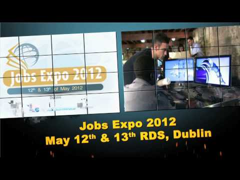 Jobs Expo 2012 - TV ad campaign