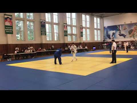 Чемпионат ЮФО по дзюдо 2018, 73 кг. бронза Шегушев - Сулейманов