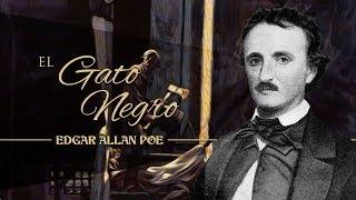 El Gato Negro, de Edgar Allan Poe (Audiocuento)