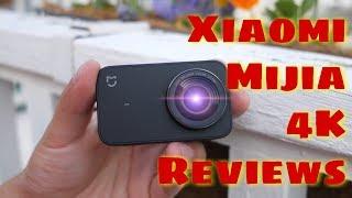 Xiaomi Mijia 4K Action Camera Reviews in Hindi - Biker Aman