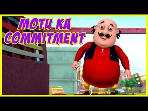Motu Patlu   Motu Ka Commitment   Motu Patlu in Hindi