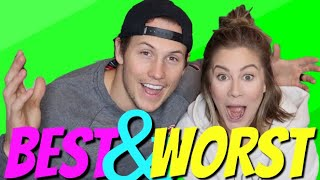 THE BEST AND WORST OF EUROPE | Shawn + Andrew