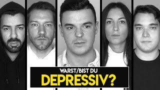 Warst du mal depressiv? (Fragen mit Gewitter im Kopf, Ana und Abdel)