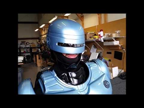 Real Robocop 1987 Costume - YouTube Robocop 1987 Suit