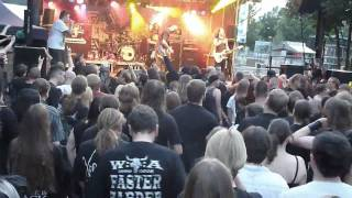 Hatesphere - The Sickness Within Live in Essen, Germany 2010