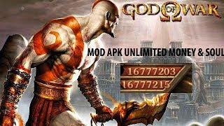 god of war mobile android unlimited money mod apk