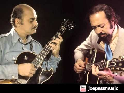 Barney Kessel - On A Clear Day (You Can See Forever)