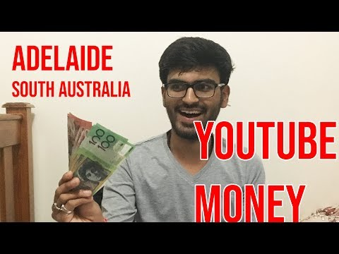 In Australia With My YouTube Money😍|Vlog Part-1| Adelaide|
